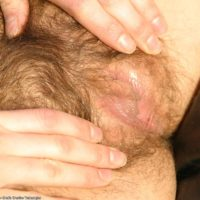 Amateur chicks from Europe show off their naturally hairy vaginas on sofa