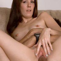 Beautiful girl Natalie Star licks and sucks her man's dick before sexual intercourse